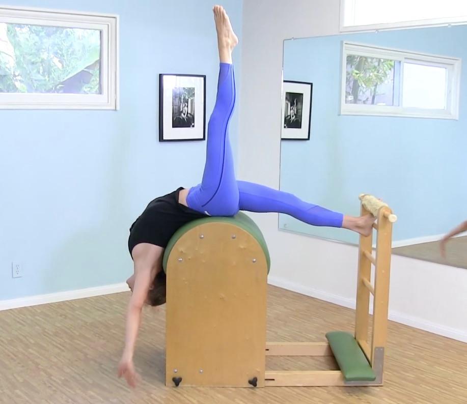 pilates marbella back stretch