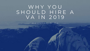 Why you should hire a VA in 2019