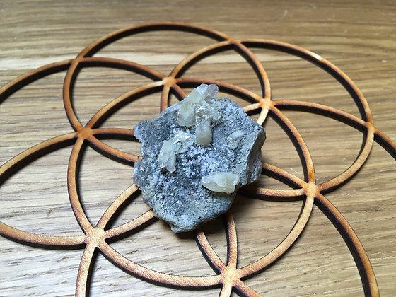 Golden Barite / Pyrite