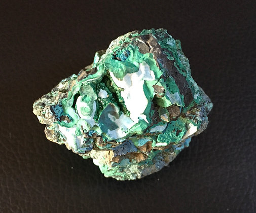 Malachite / Chrysocolla