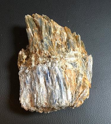 Kyanite with Quartz