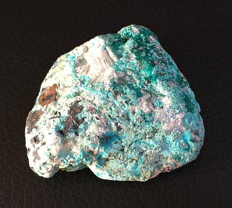 Chrysocolla / Dioptase / Malachite