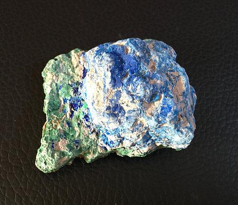 Azurite/ Malachite