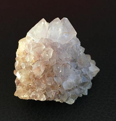 Amethyst Spirit Quartz Cluster
