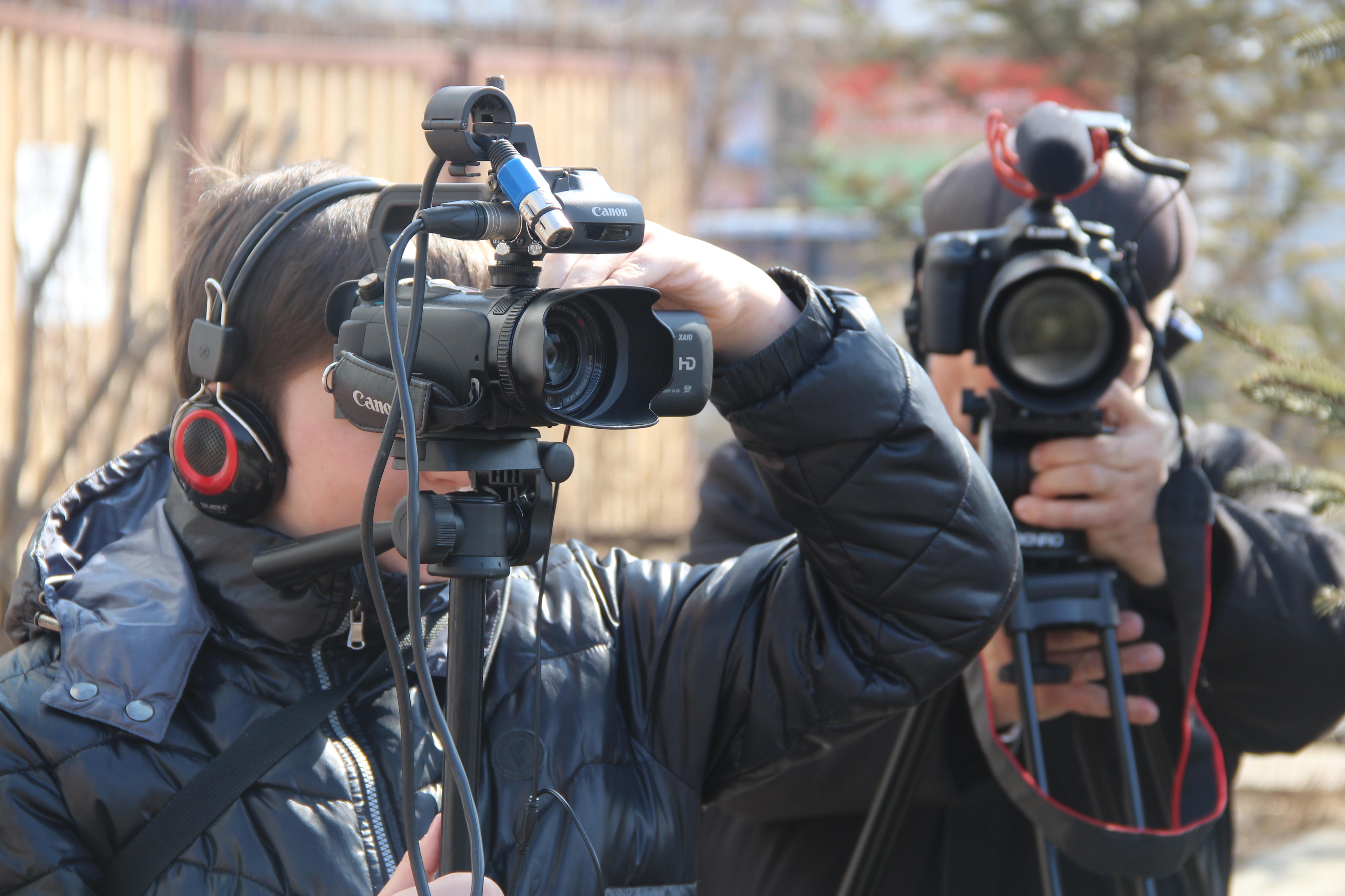 обучение съёмке в Хабаровске