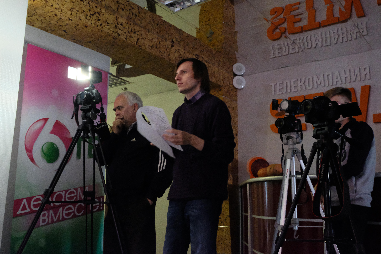TV-КУРСЫ: обучение видеоблогу.
