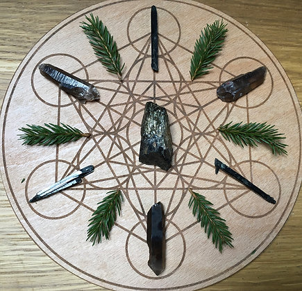 Grounding & Protection Grid Set