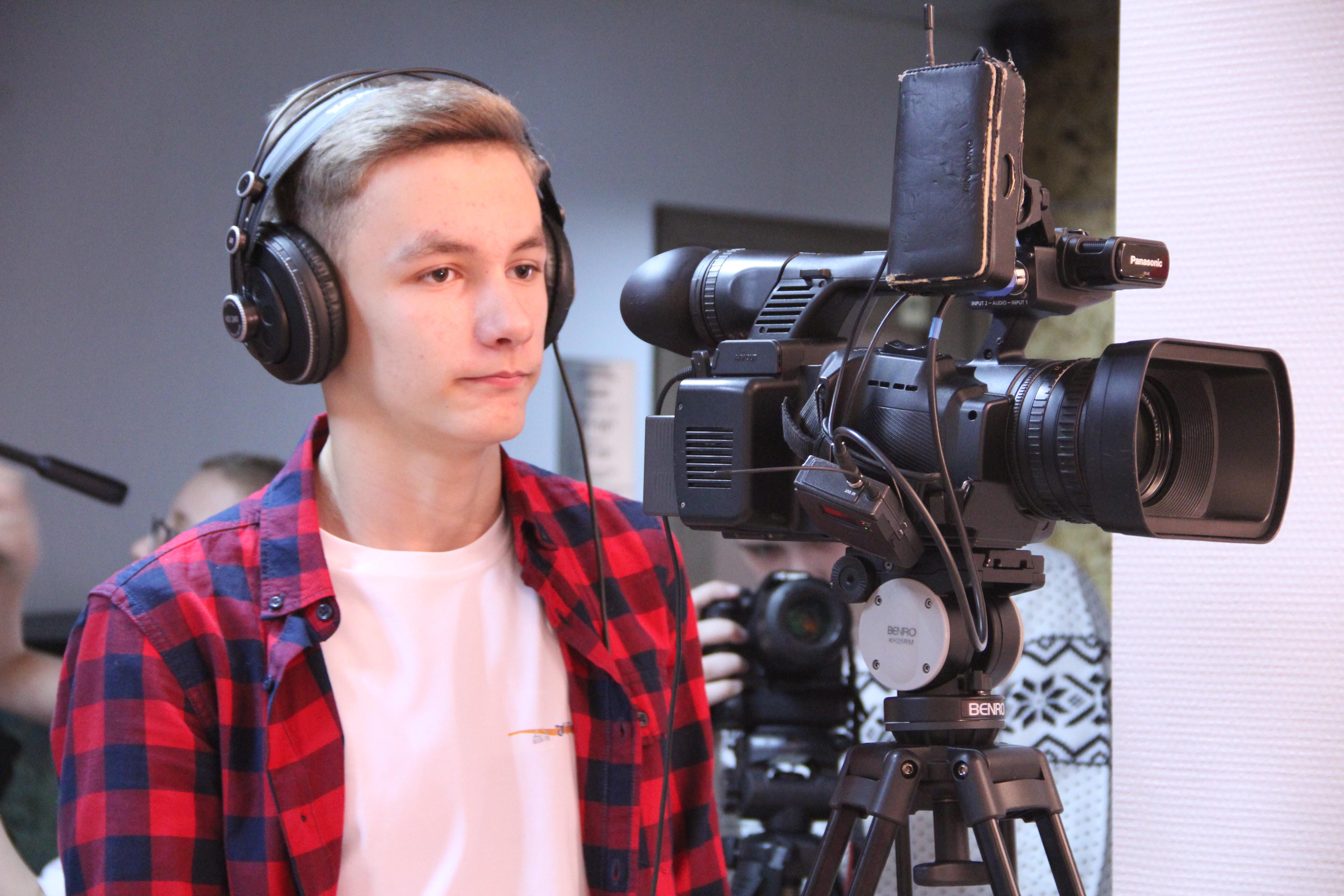 Обучение видеографии в Хабаровске
