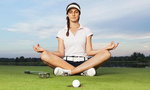 Golfers Yoga