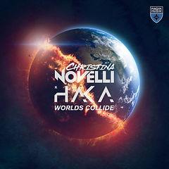 Christina Novelli, Haka - Worlds Collide
