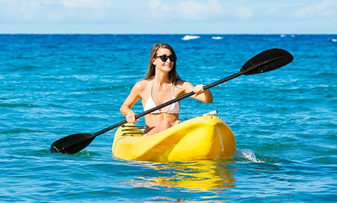 Kayak and Paddleboard Tours