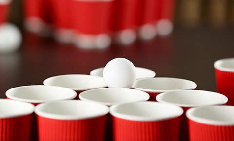 Tequila Pong
