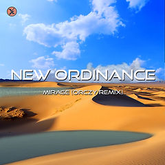 New Ordinance - Mirage (Orczy Remix) Art