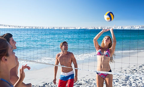 Beach/Aqua Volleyball
