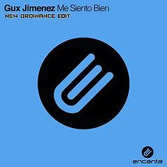 Gux Jimenez - Me Siento Bien Artwork (Ne
