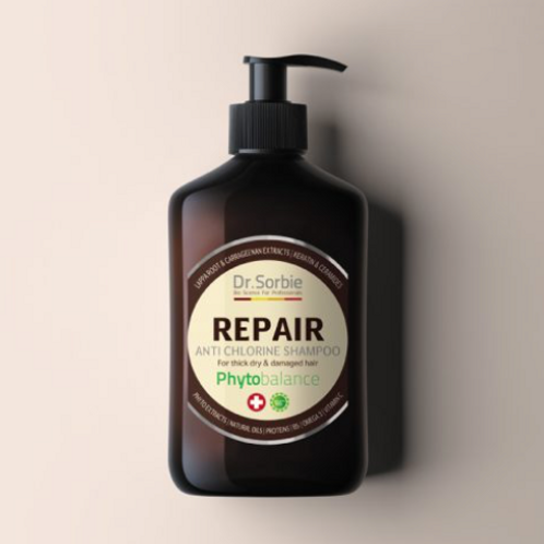 Шампунь Repair Anti Chlorine Shampoo