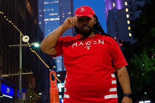 MACEN Original T Shirt RED