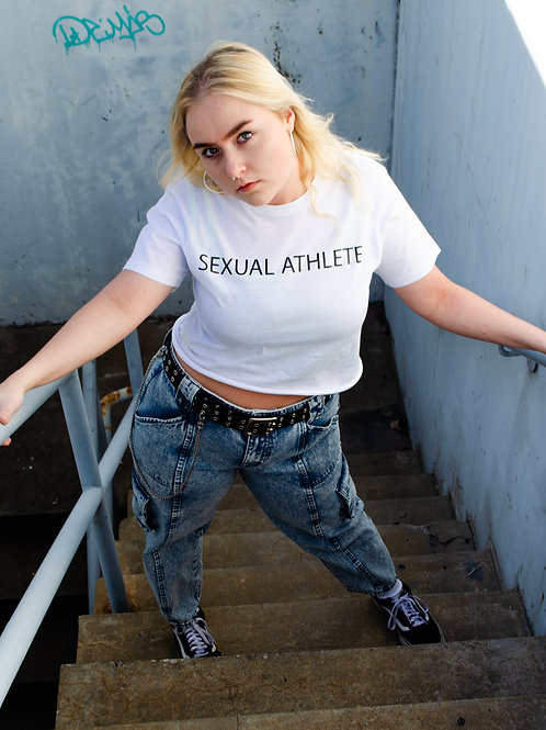 SEXUAL ATHLETE CROP