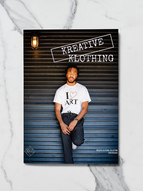 Kreative Klothing Look Book