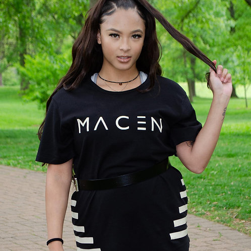 MACEN UNISEX T SHIRT/DRESS