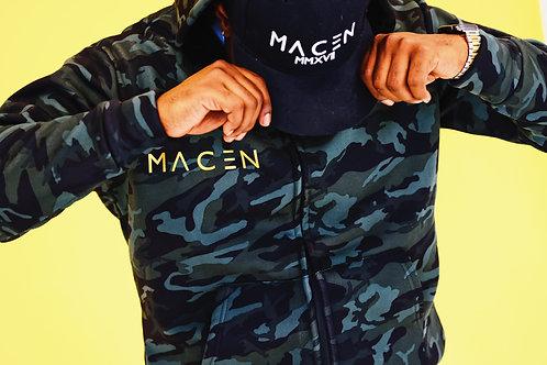 MACEN Fitted Cap
