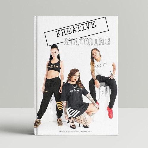 Kreative Klothing Catalog Vol. 2