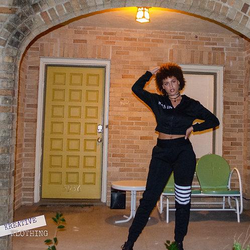 MACEN WOMEN Crop Jump suit