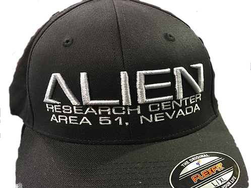 Alien Research Center Black Hat