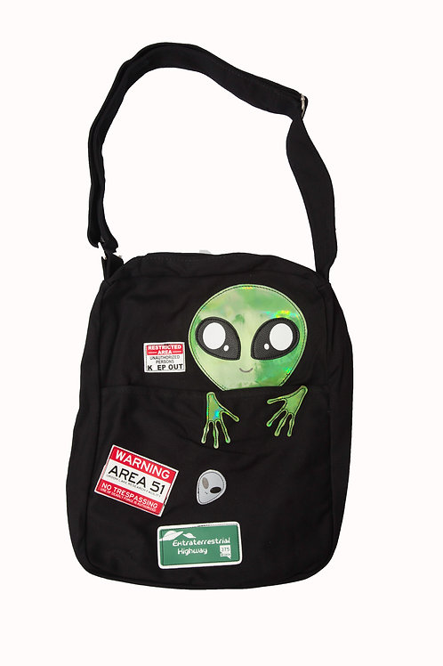 Alien Back Pack