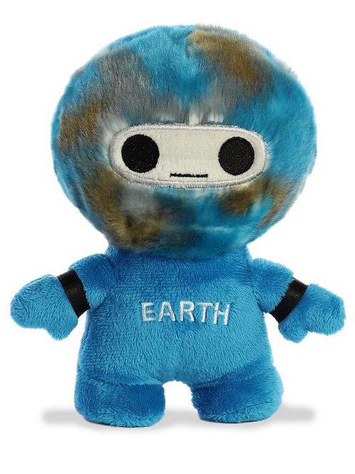 """7.5"""" Earth"""