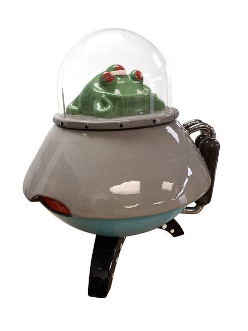 Spaceship Cookie Jar