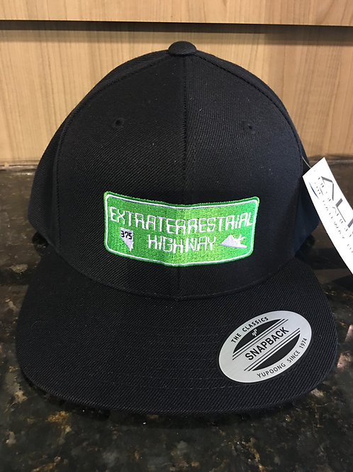 Extraterrestrial Highway Hat