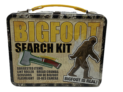 Bigfoot Search Kit Fun Box
