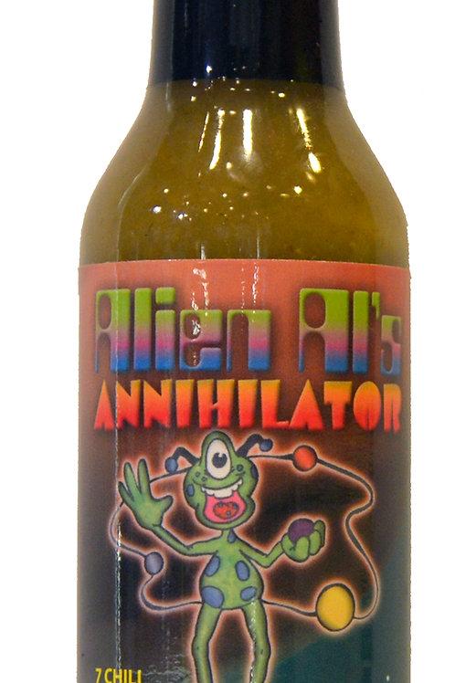 Alien Al's Green Sauce