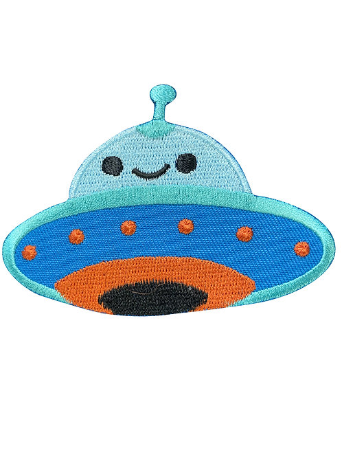 Space Ship Patch