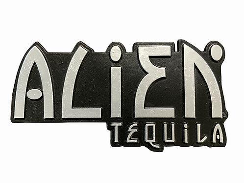 Alien Tequila Magnet