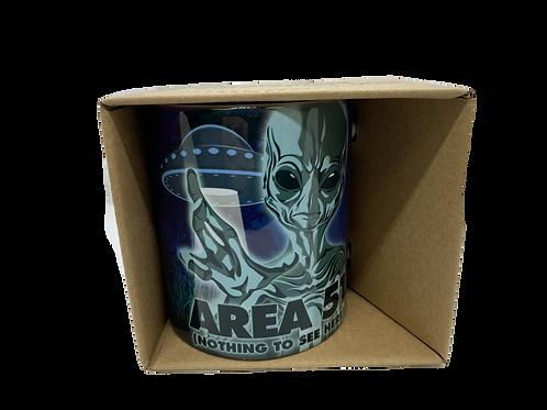 Area 51 Boxed Mug