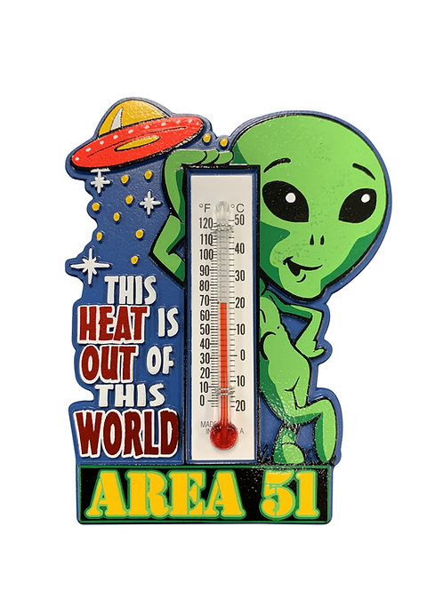 Area 51 Heat Thermometer