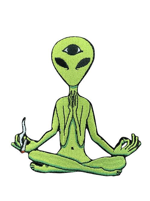 Zen Alien Patch