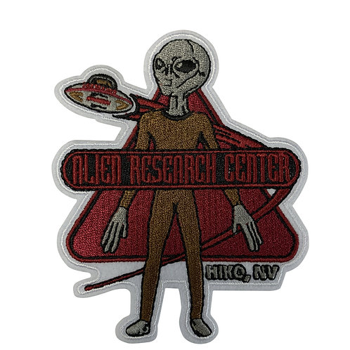 Alien Research Center Patch