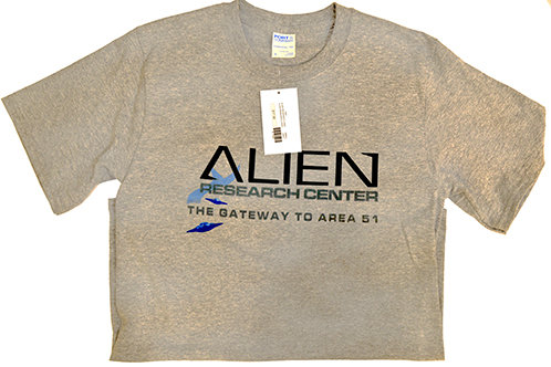Alien Research Center Tee