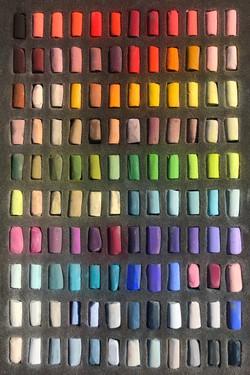 My Unison pastels