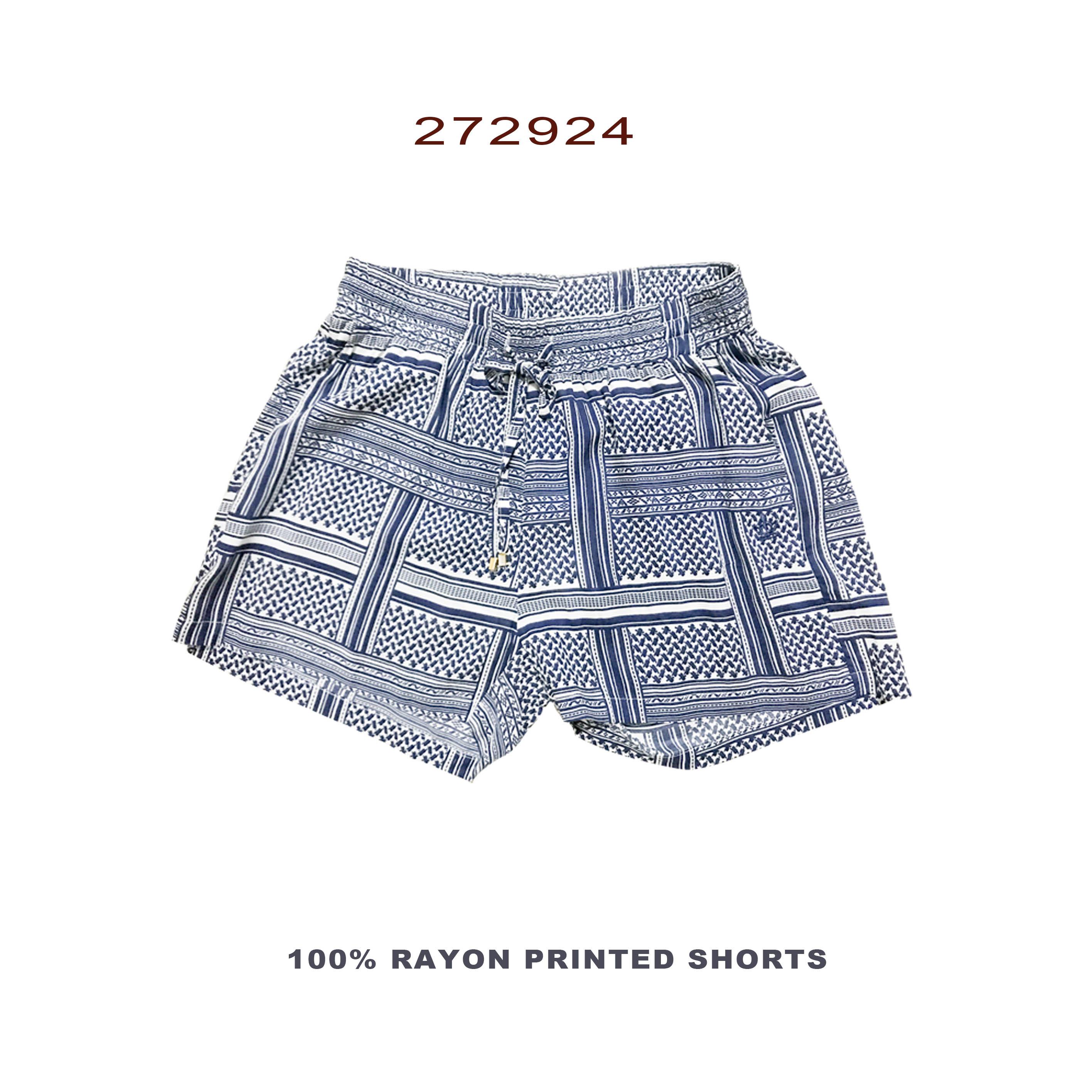 SHORT 272924