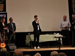 Jacob Mathiasen tildelt Bie Prisen 2019