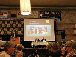 Saftig historie fra generalforsamling i Bies Bryghus