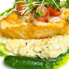 The Palms Restaurant Fresno, CA Chilean Sea Bass Seafood Restaurant