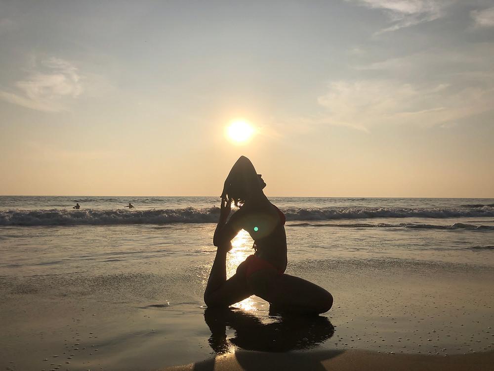 Mermaid Pose | Eka Pada Rajakapotasana