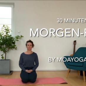 Mein Moayoga-Flow zum Aufwachen