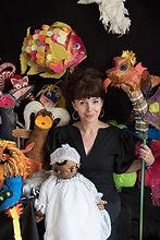 Ms. Doyle - Portrait with Puppets.jpeg