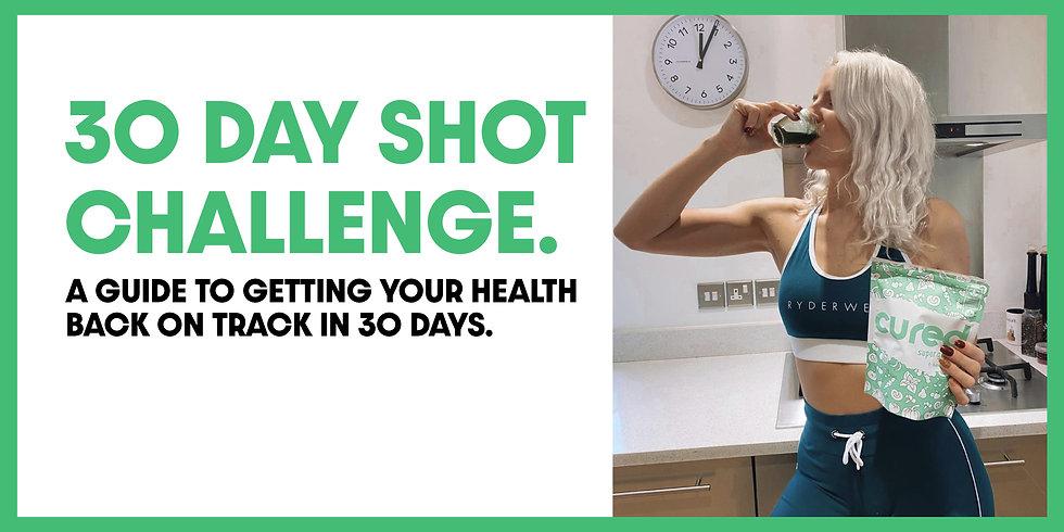 30 DAY SUPER GREENS CHALLENGE